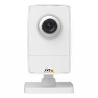 監視カメラAxis【H.264 動体検知】 固定カメラ M1014