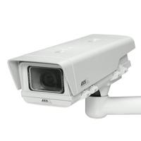監視カメラAxis【H.264 PoE 屋外 動体検知】 固定カメラ M1113-E