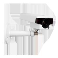 監視カメラAxis【フルHD デイナイト PoE I/O】 固定カメラ M1145-L