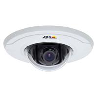監視カメラAxis【1メガピクセル H.264 PoE 動体検知】 ドームカメラ M3014