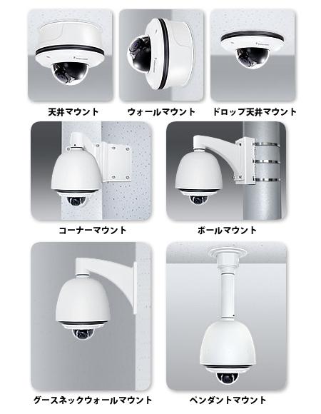 IPカメラ VIVOTEK FD8361Lの製品画像