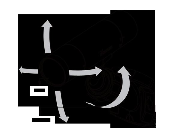 IPカメラ VIVOTEK ネットワークカメラ IB8168 製品図解
