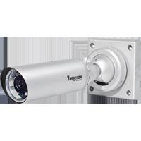 監視カメラVIVOTEK【1.3メガ デイナイト PoE 屋外 音声双方向】 固定カメラ IB8354-C
