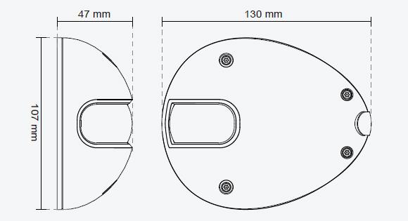 IPカメラ VIVOTEK ネットワークカメラ MD8562 製品図解