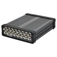 監視カメラVIVOTEK【H.264 音声双方向 動体検知】 ビデオサーバ VS8801